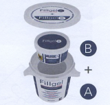 Fillgel plus UVR