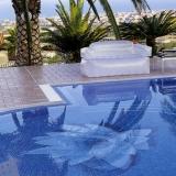 Декоры для бассейнов